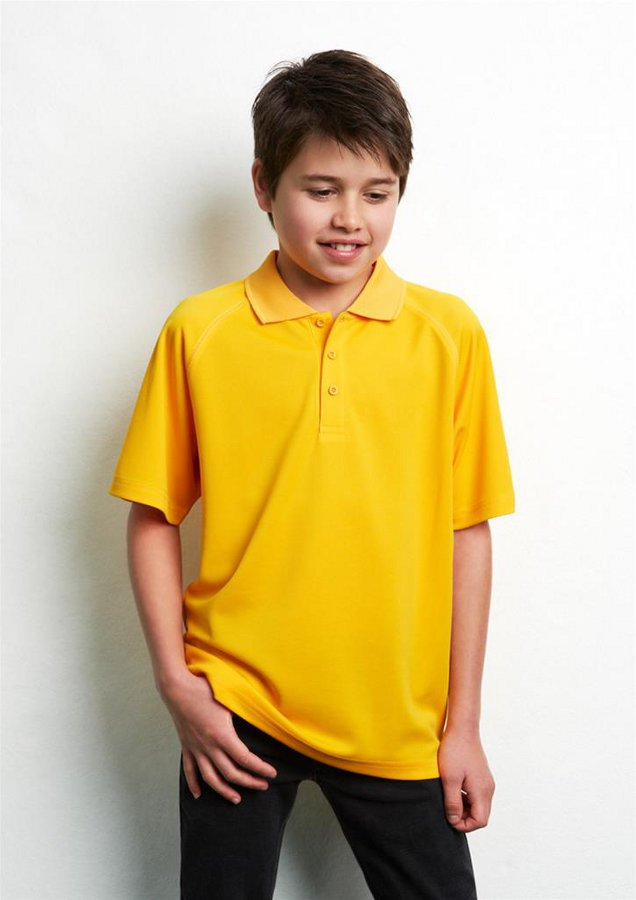 Kids BIZ Cool Sprint Polo