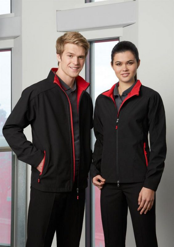 Ladies Softshell Geneva Jacket
