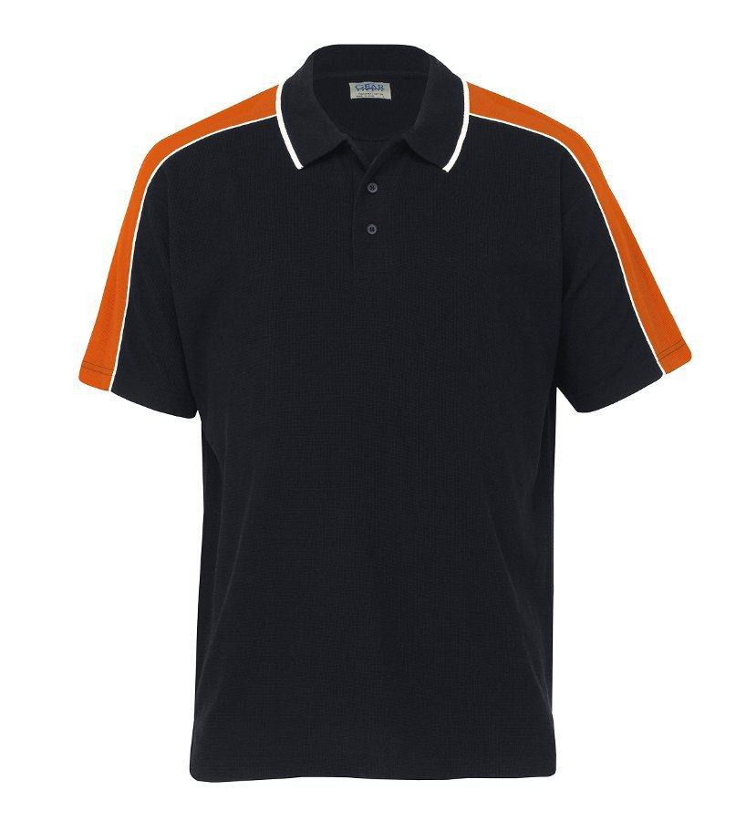Tiger Stripe Polo - Child