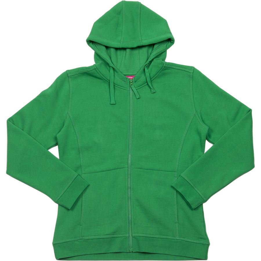 JB's Ladies Full Zip Fleecy Hoodie