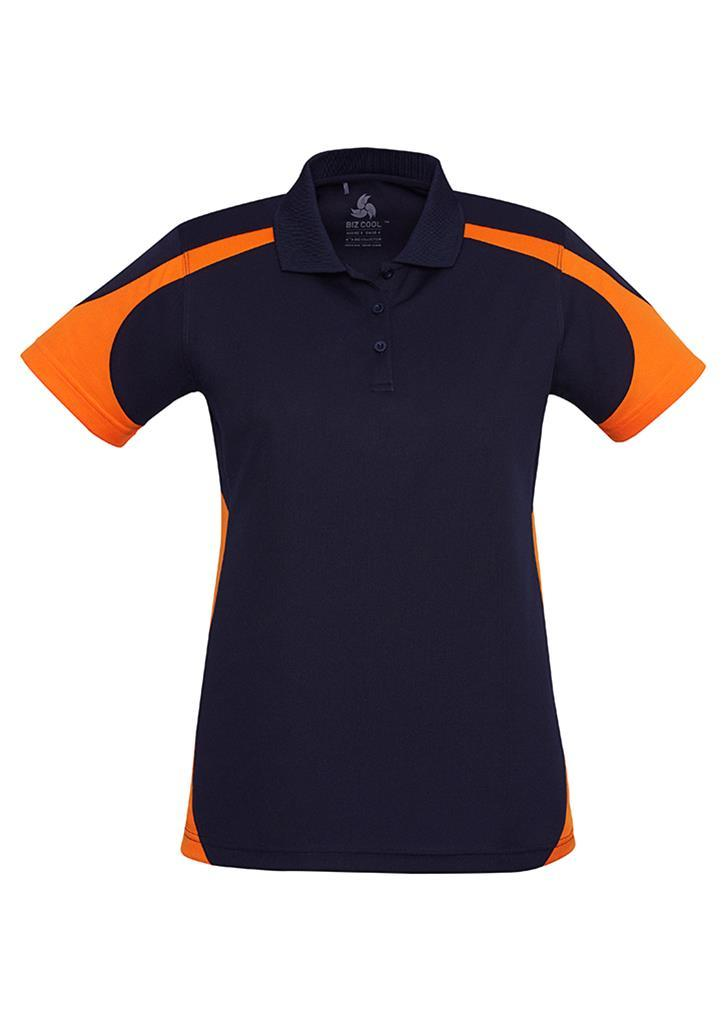 Ladies BIZ COOL™ Talon Polo
