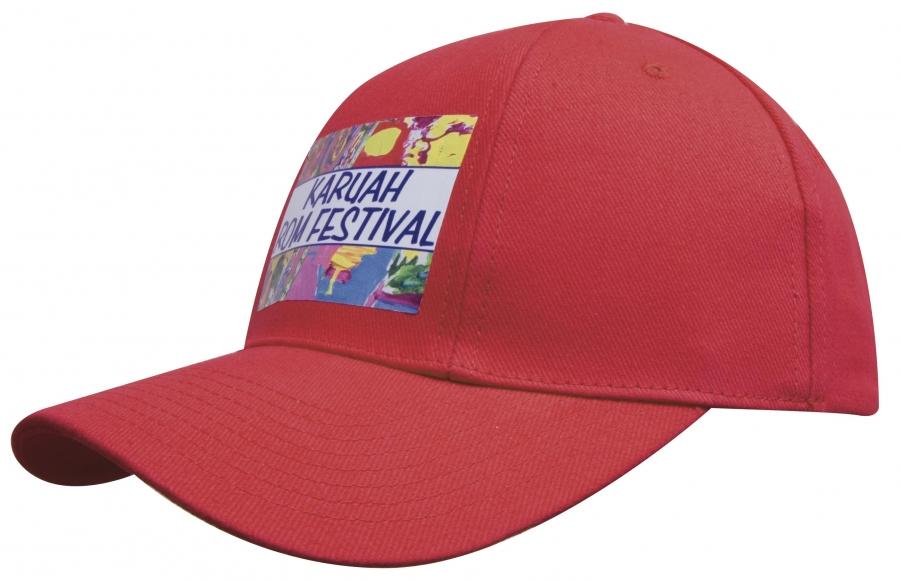 Pro-Rotated H/B Cotton Cap (HEADWEAR 4054)