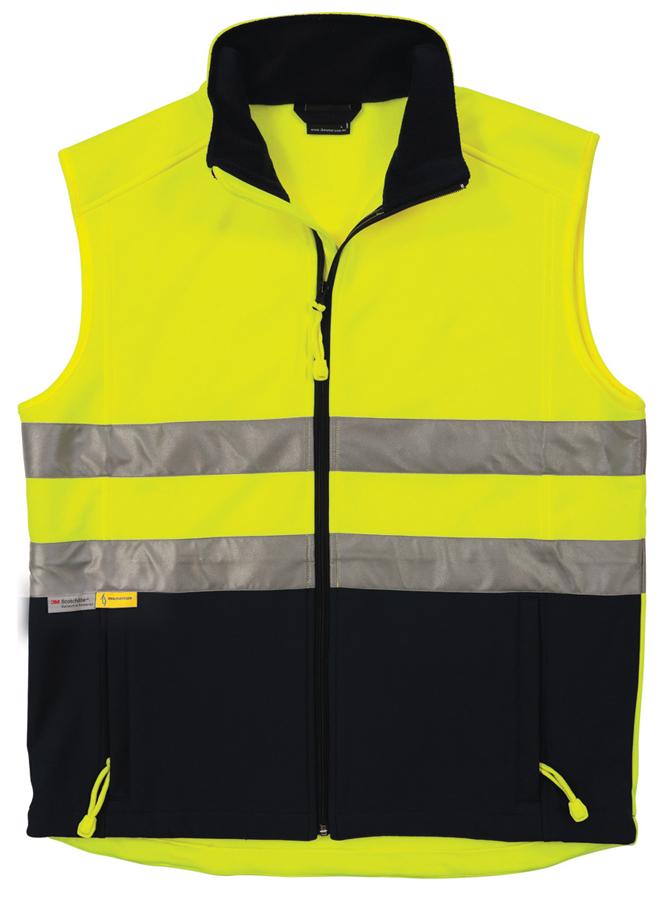 JB's Hi Vis (D+N) Layer Vest