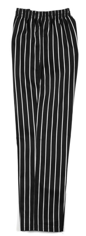 JB's Striped Chef's Pant
