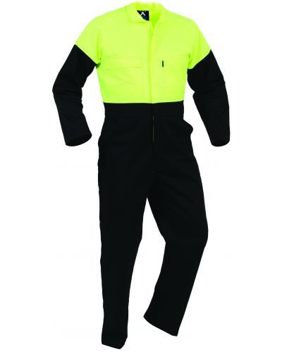 Protex 270gsm Polycotton Day Only Non Conductive Zip Overall