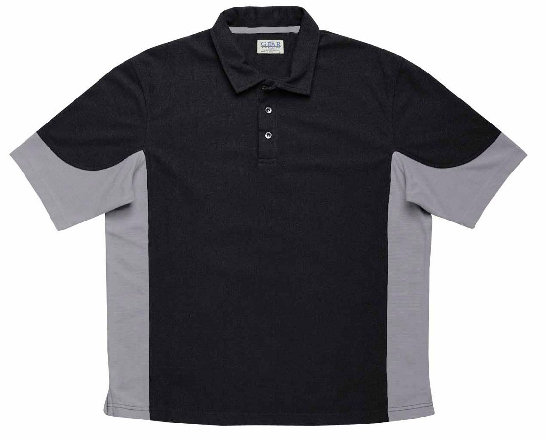 Mens Quantum Duo Polo