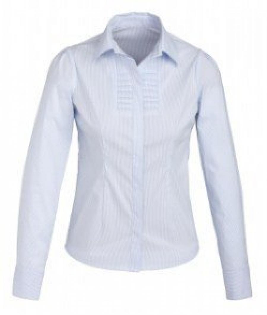 Berlin Ladies Long Sleeve Shirt