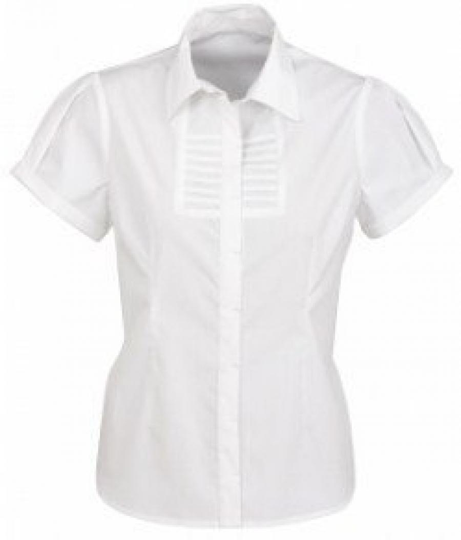 Berlin Ladies Short Sleeve Shirt