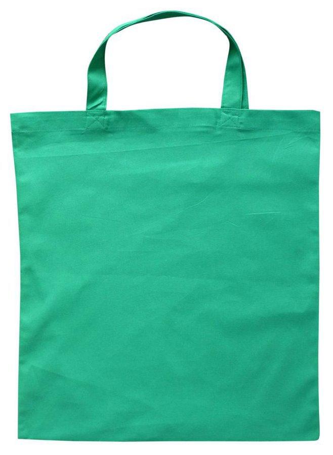 calico Bag - Short Handles