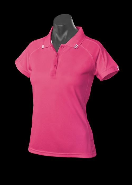 Ladies Driwear Flinders Polo