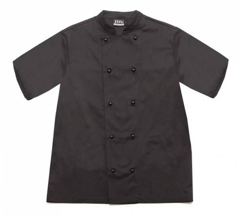 JB's Short Sleeve Chef's Jacket