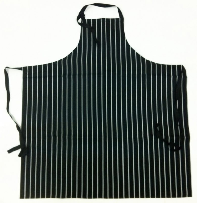 JB's Bib Striped Without Pocket Apron