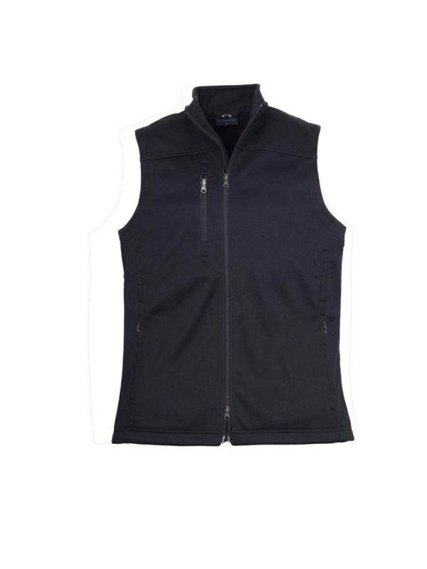 Ladies BIZTECH™ Plain Soft Shell Vest