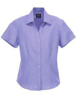Ladies Short Sleeve Plain Oasis Shirt