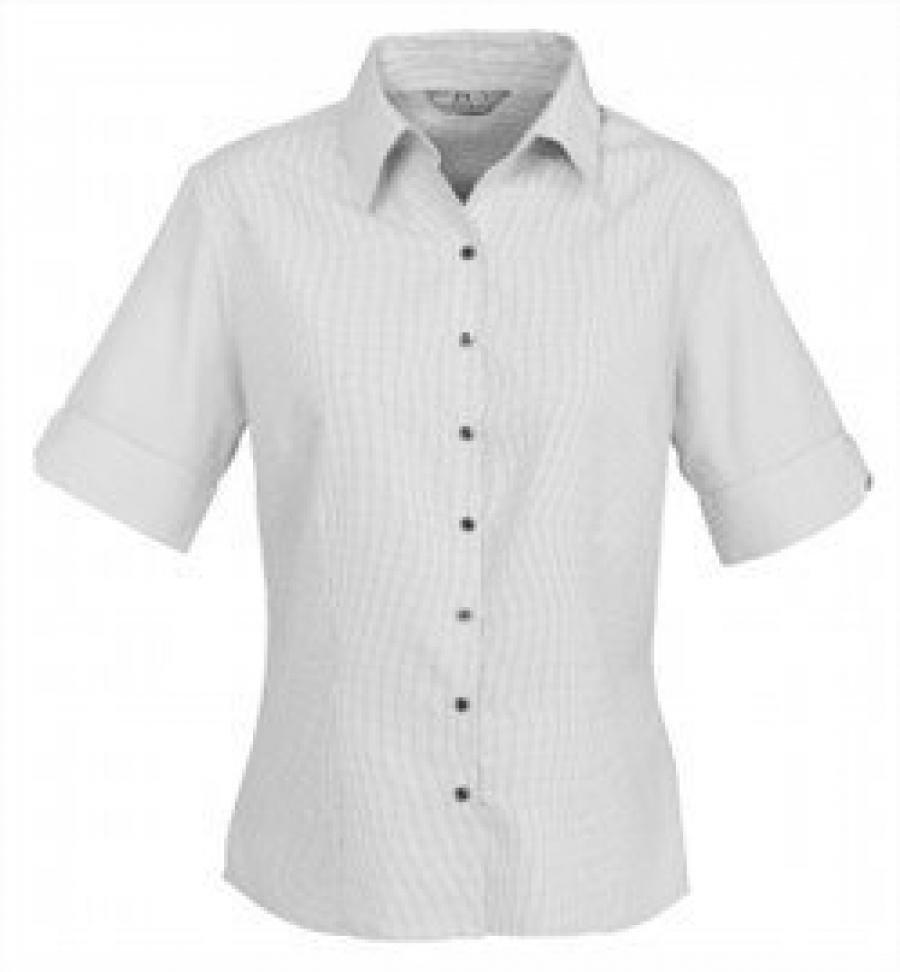 Ladies Short Sleeve Signature Shirt