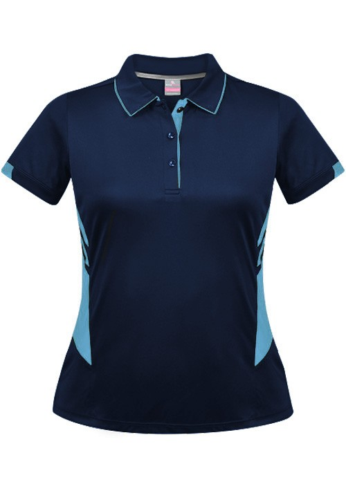 Ladies Tasman Driwear polo