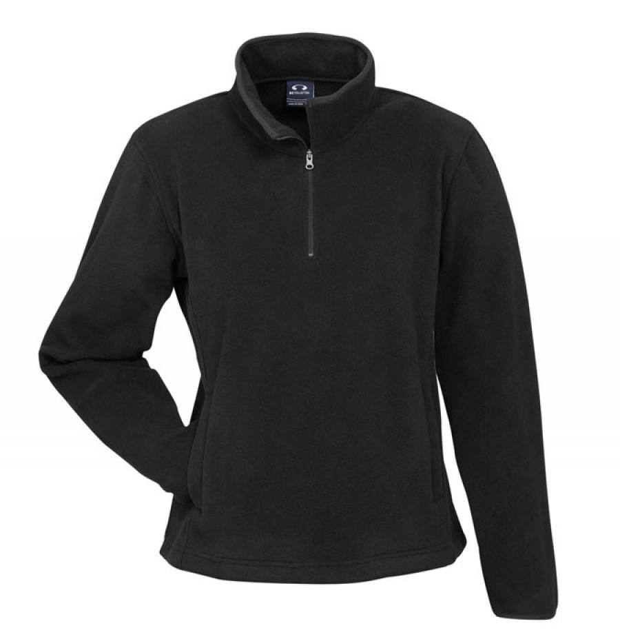 Ladies Trinity ½ Zip Jacket