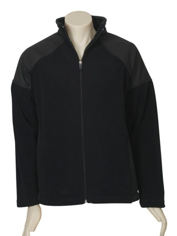 Ladies Voyager Poly Fleece Jacket