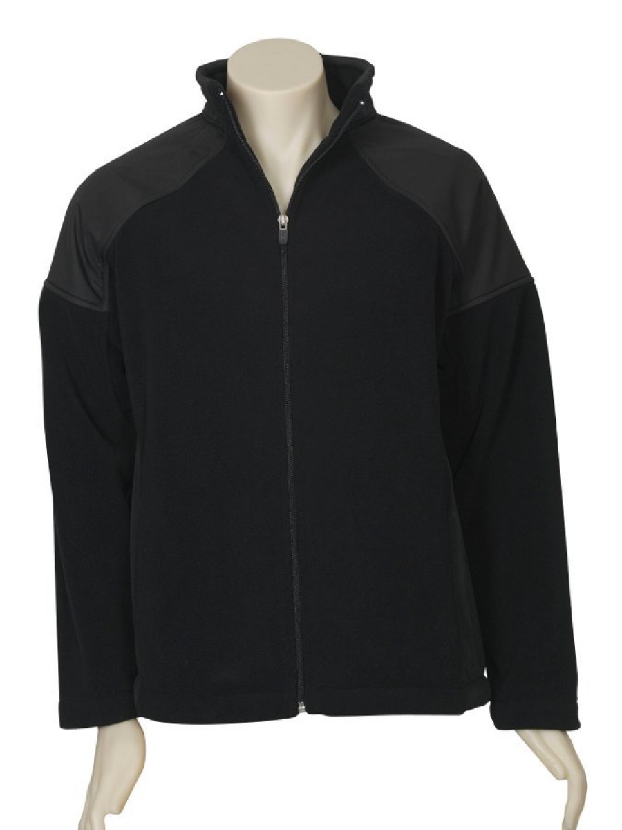 sports shoes d98b1 f366c Ladies Voyager Poly Fleece Jacket