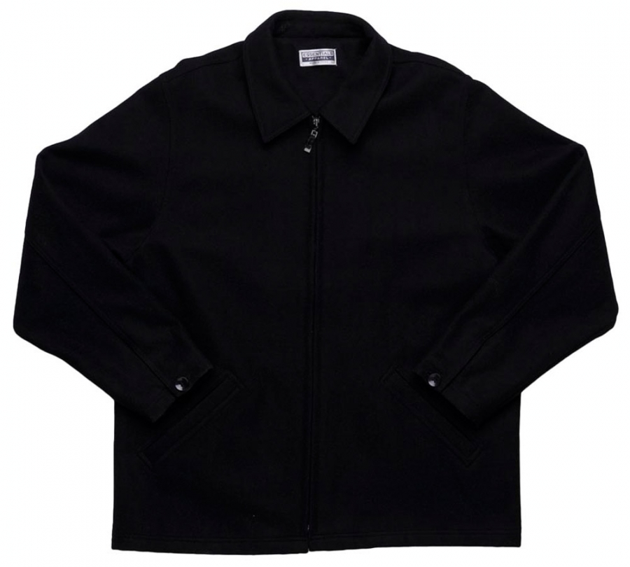 Melton Wool Jacket