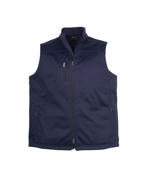 Mens BIZTECH™ Soft Shell Vest