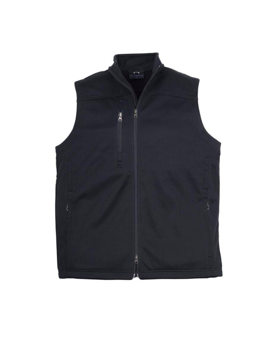 Mens BIZTECH™ Soft Shell Vest