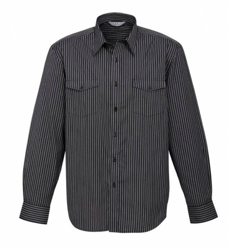 Mens Cuban Shirt - Long Sleeve