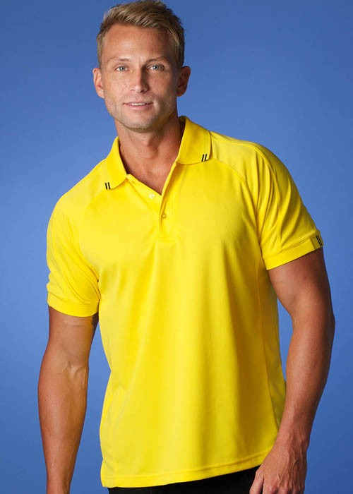 Mens Flinders Driwear Polo