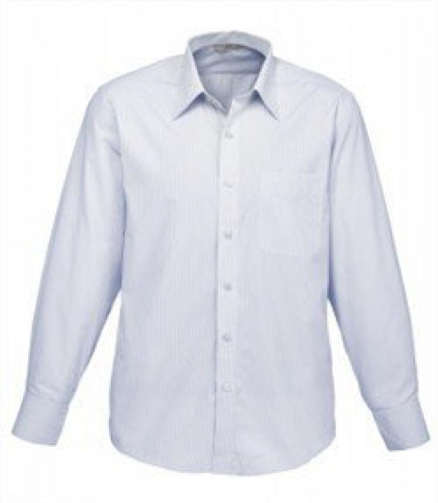Mens Long Sleeve Signature Shirt