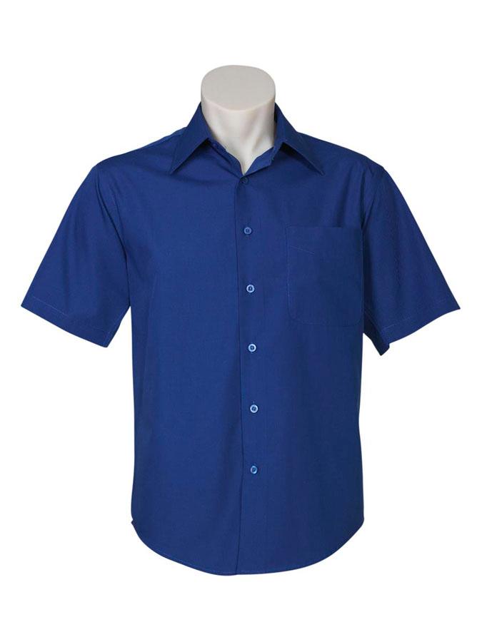 Mens Short Sleeve Metro Shirt
