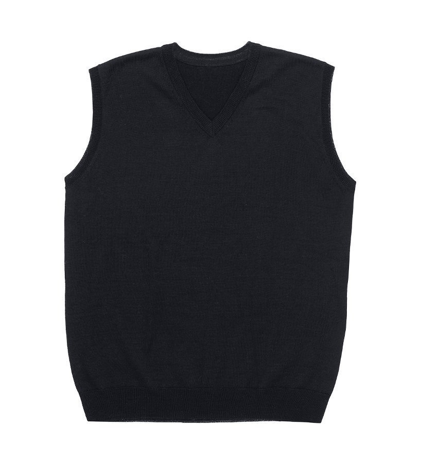 Merino Fully Fashioned Vest - Womens