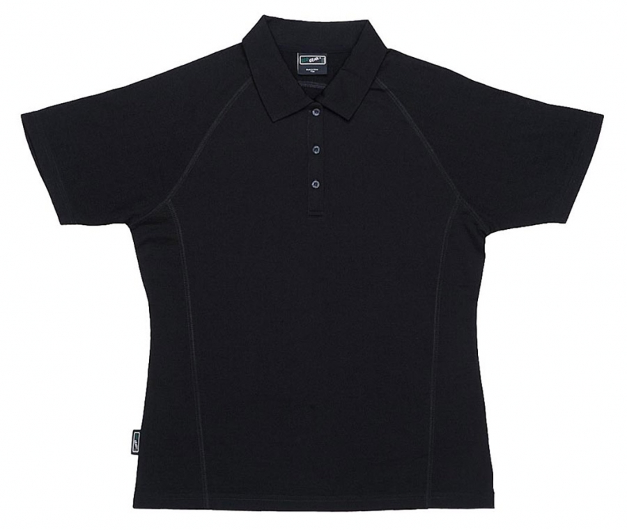 Merino Short Sleeve Polo