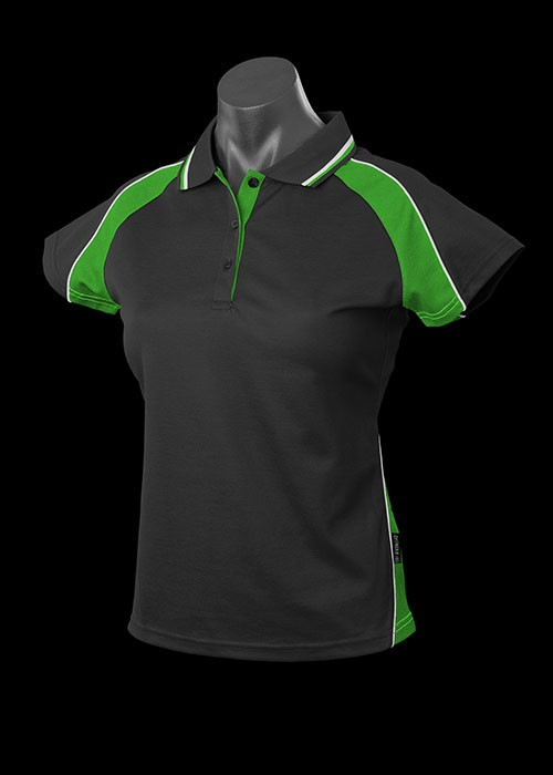 Panorama Ladies Cotton Backed Polo