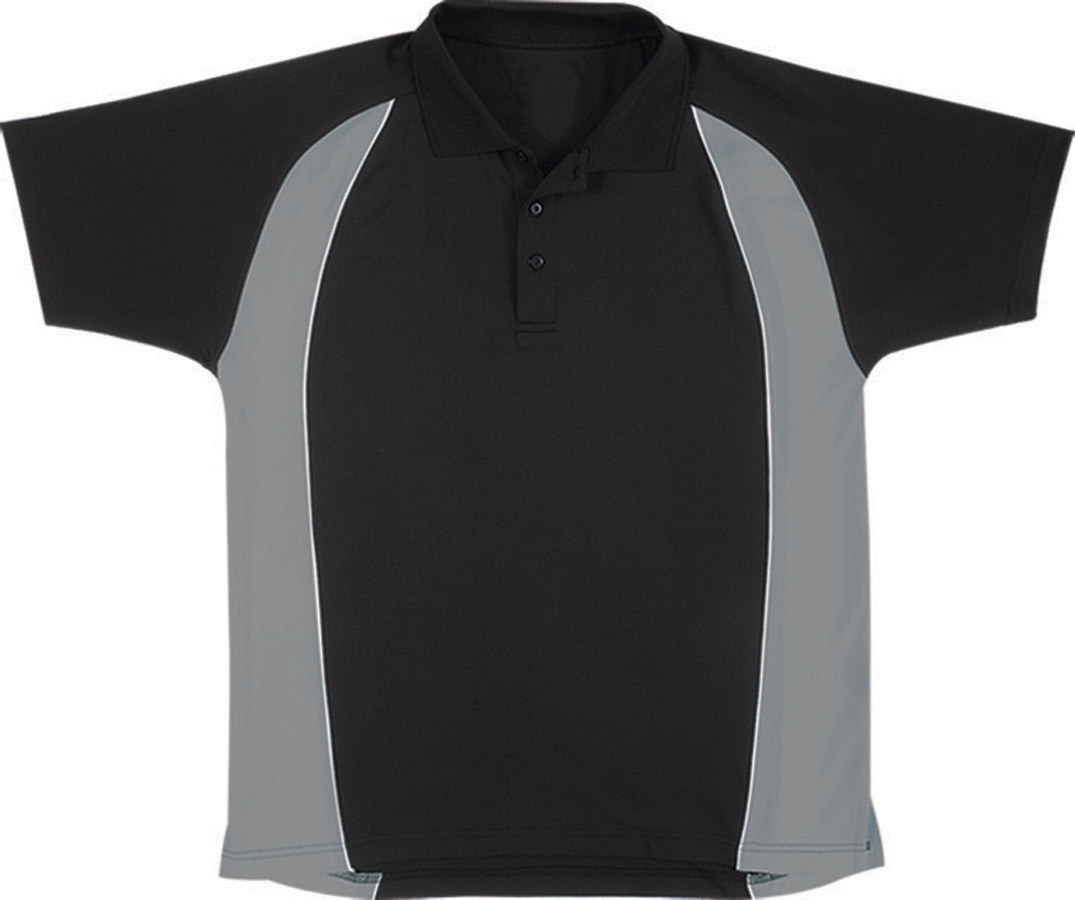 Quickdry Contrast Panel Polo