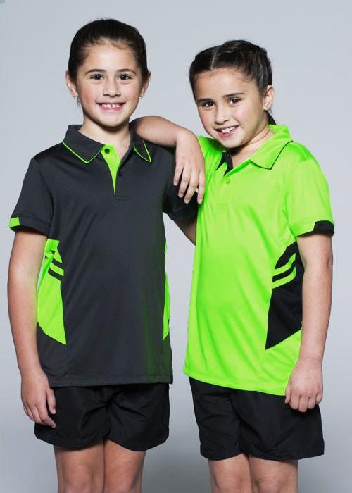 Tasman Kids Driwear Polo