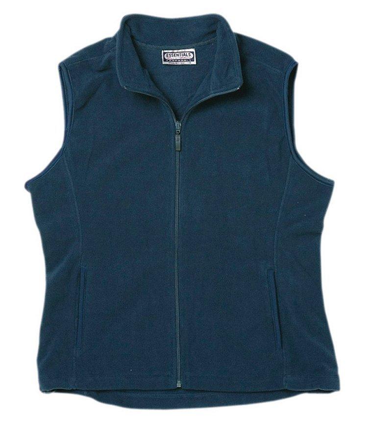 Womens Microfleece Vest