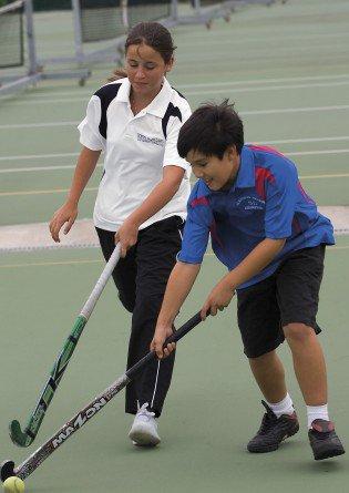 Youth Dri Gear Zenith Spliced Polo