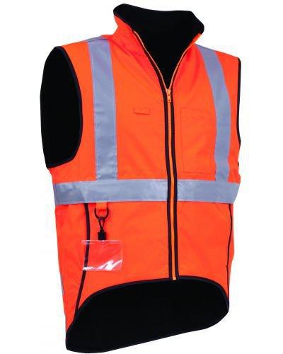 Bison TTMC Jacket and Vest Combo
