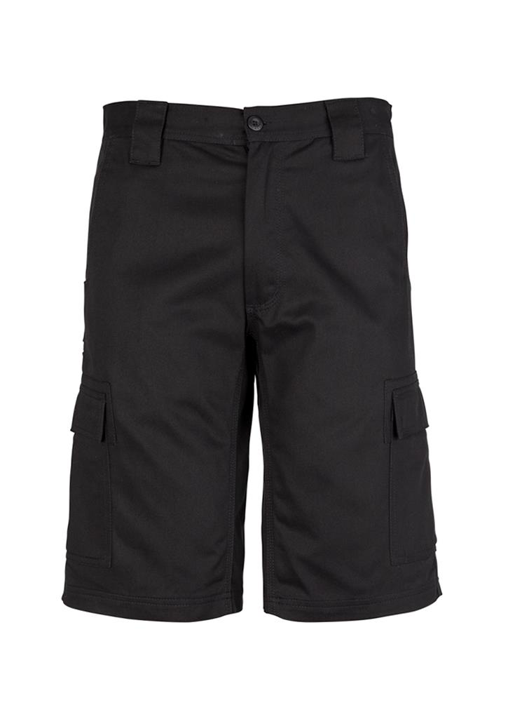Men's Drill Cargo Shorts Syzmik