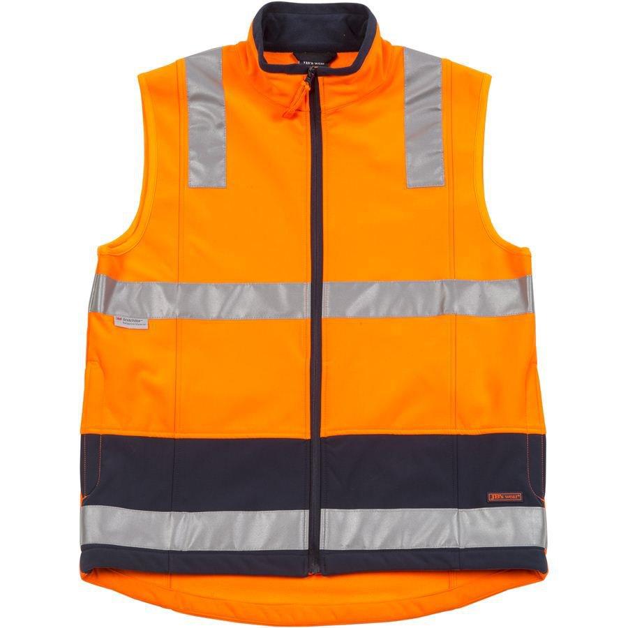 Hi Vis (D+N) Layer Vest