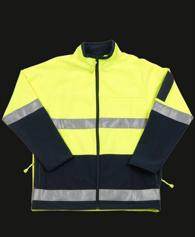 Hi Vis (D+N) Layer Jacket