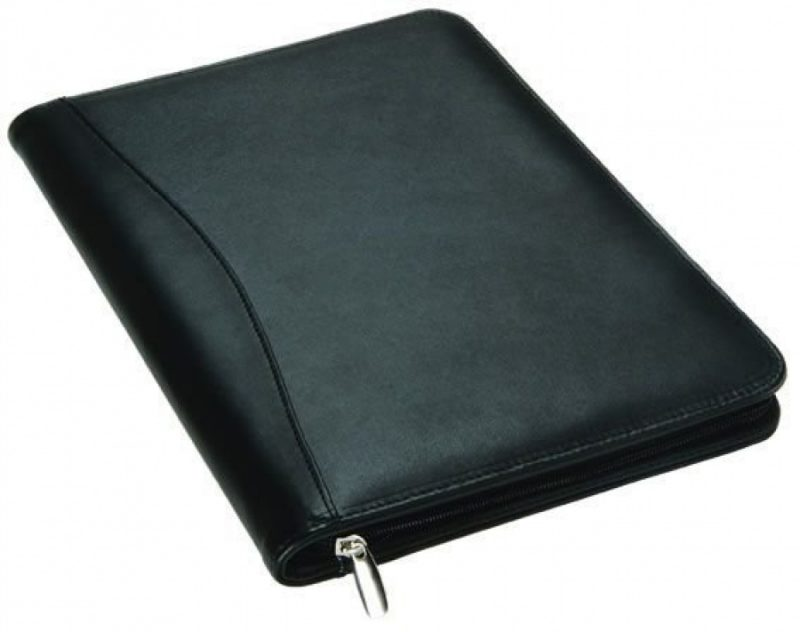 Leather A4 Compendium