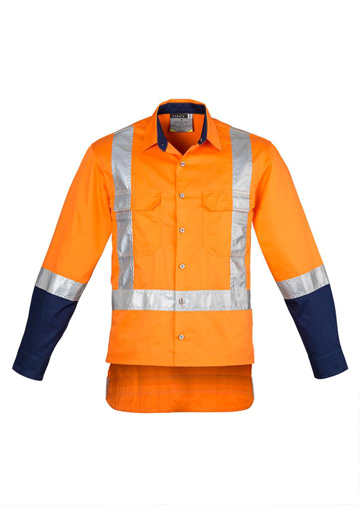 Syzmic TTMC-W Drill Shirt Long Sleeve
