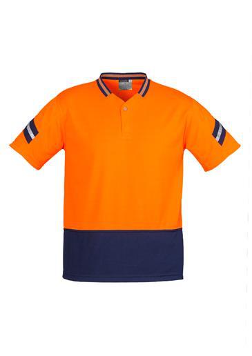 Syzmic Astro Polo Short Sleeve