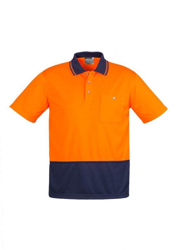 Syzmic Basic Day Only Polo Short Sleeve