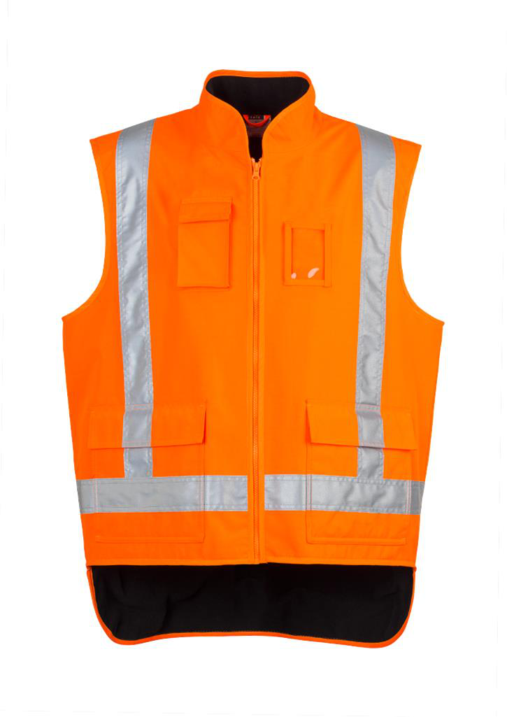 Syzmic TTMC-W Fleece Lined Vest