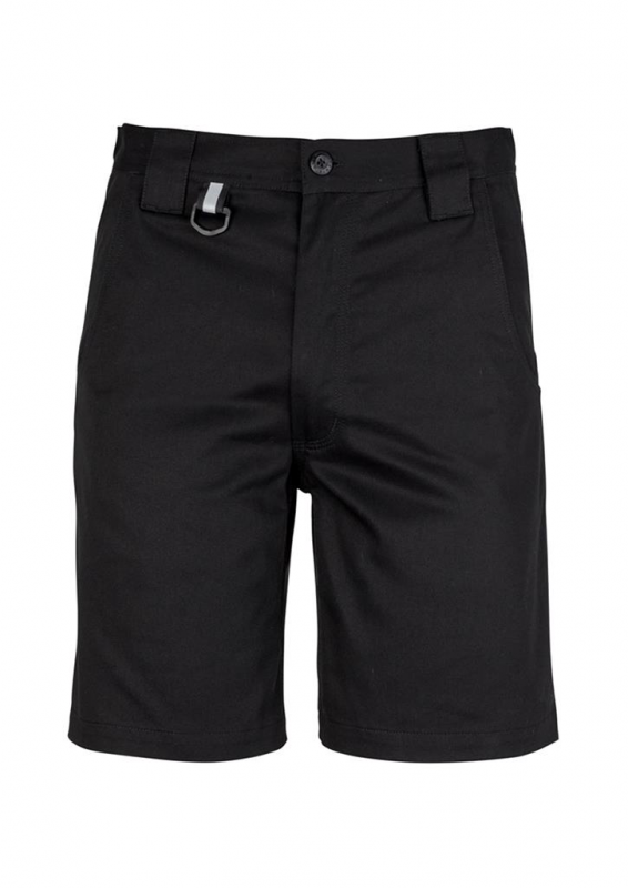 Men's Plain Utility Shorts Syzmik