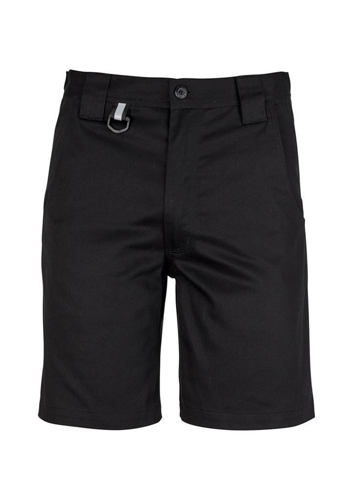 Men's Plain Utility Shorts Syzmik