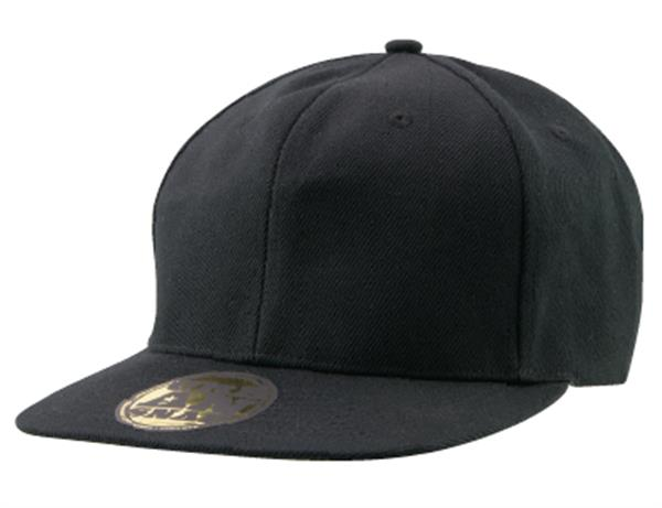 Promo 4373 Snap Back Cap Black
