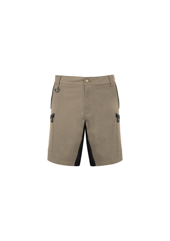 Mens Streetworx Stretch Trade Short available at Southern Monograms